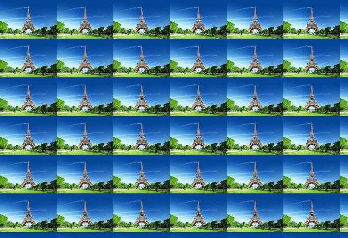 Vinylová Tapeta Eiffelova věž, Paříž. Francie - Evropská města