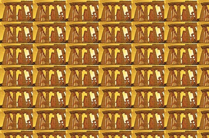 Vinylová Tapeta Paestum, sito archeologické e Templi - Evropa