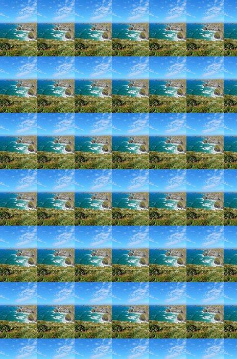 Vinylová Tapeta Pendarves Island v Bedruthan Steps - Voda