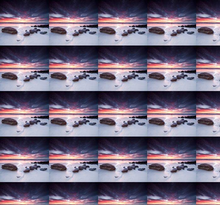 Vinylová Tapeta Australský krajina za úsvitu na náměstí formátu - Australie