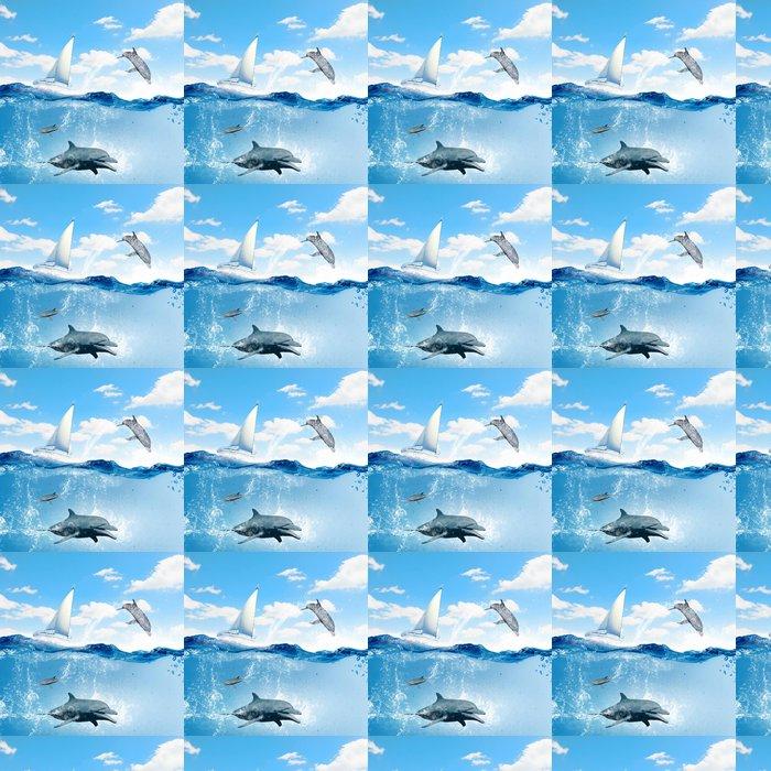 Vinylová Tapeta Yachting sportu - Prázdniny