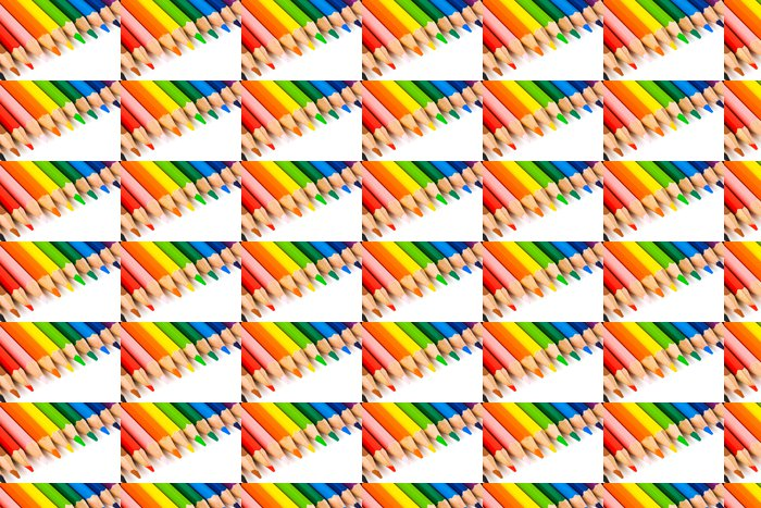 Vinylová Tapeta Různobarevné tužky - Umění a tvorba
