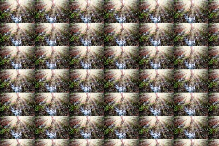 Vinylová Tapeta Magické svítání - Hory