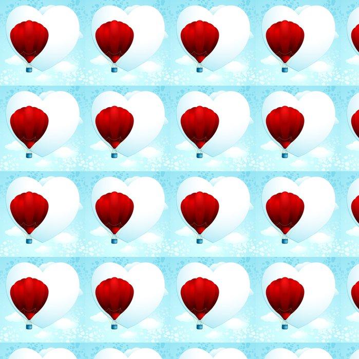 Vinylová Tapeta Love balónek - Štěstí