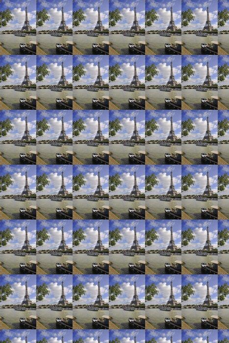 Vinylová Tapeta Eiffelova věž - Témata