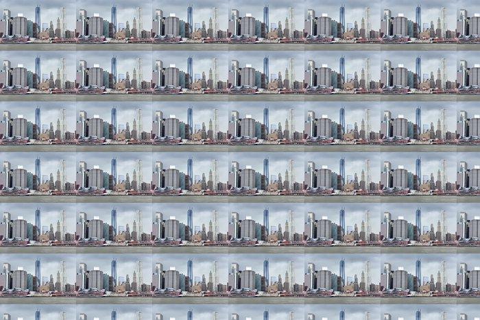 Vinylová Tapeta Manhattan new york city - Americká města