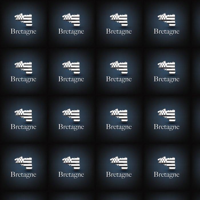 Vinylová Tapeta Bretagne - Značky a symboly
