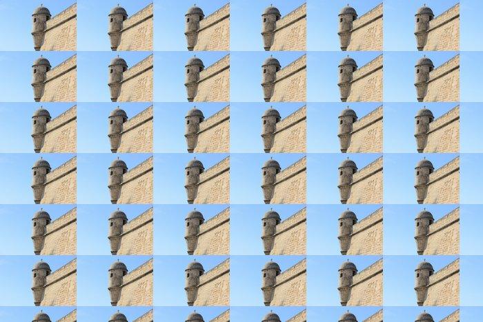 Vinylová Tapeta Palma starých městských hradeb Mallorca - Evropa