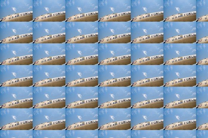 Vinylová Tapeta Air Force Jet - Vzduch