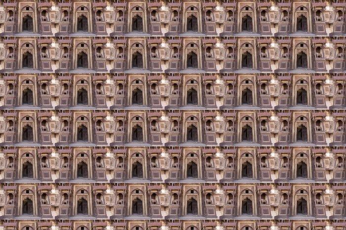 Vinylová Tapeta Elephant Gate v Jehangir Mahal v Orchha. - Asie