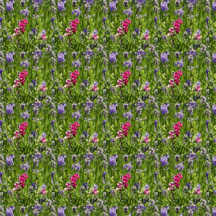 Vinylová Tapeta Vetch Flower - Květiny