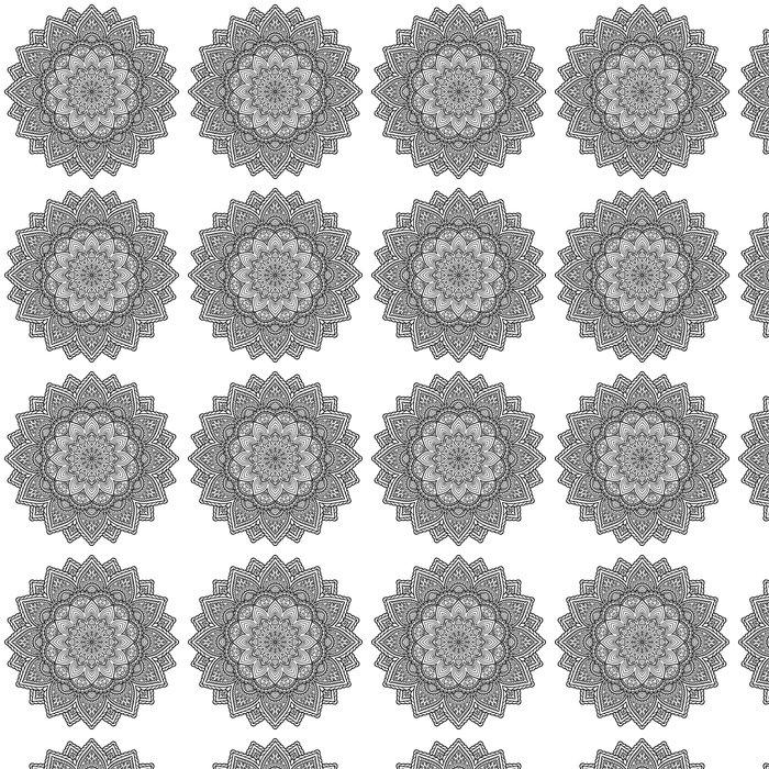 Vinylová Tapeta Buddhistický symbol - Struktury