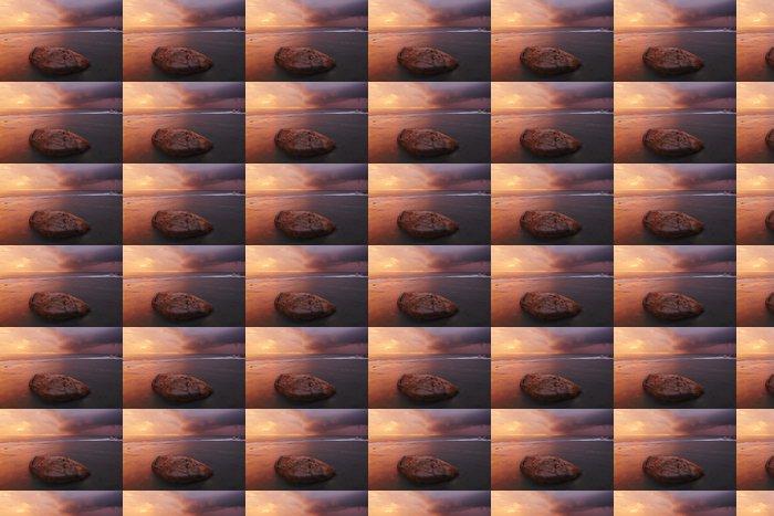 Vinylová Tapeta Dramatické západ slunce - Nebe