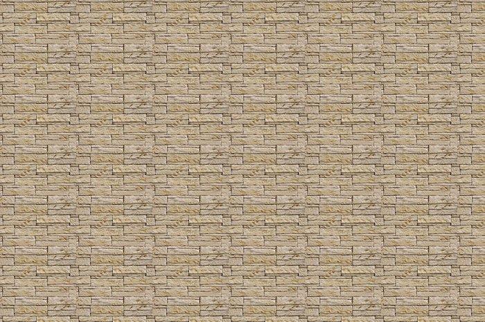 Vinylová Tapeta Kamenná zeď detailní - Těžký průmysl