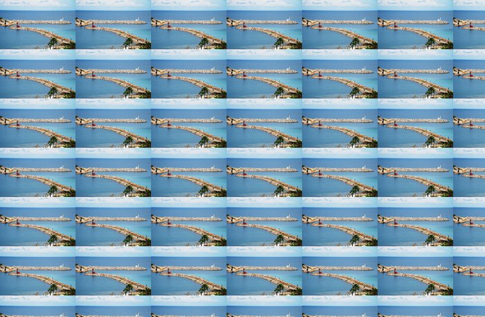 Vinylová Tapeta Marine View v Monastir, Tunisko - Afrika