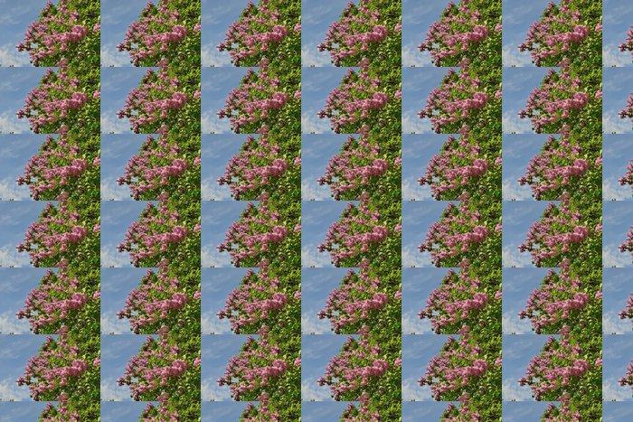 Vinylová Tapeta Siréna - Květiny