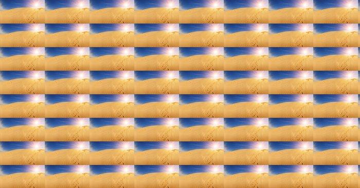 Vinylová Tapeta Písečné duny na Sahaře - Pouště