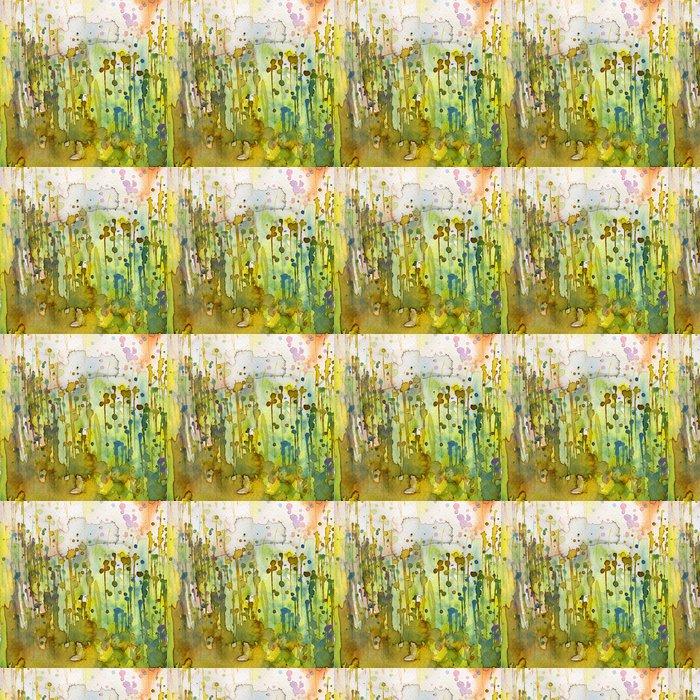 Vinylová Tapeta Umělecké akvarel pozadí, - Styly