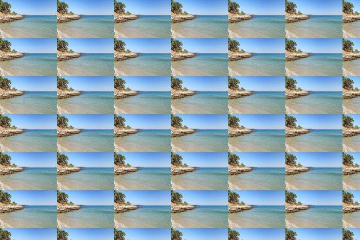 Vinylová Tapeta Psili Ammos pláž, na ostrově Thasos - Řecko - Evropa