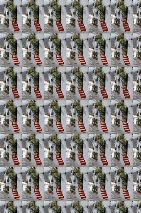 Vinylová Tapeta Frigiliana typický obraz - Evropa