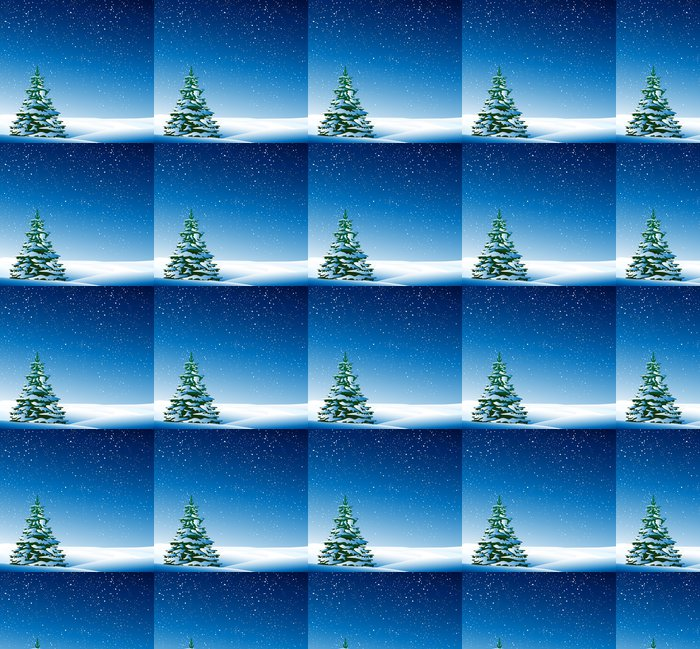 Vinylová Tapeta Christmas background - Evropa