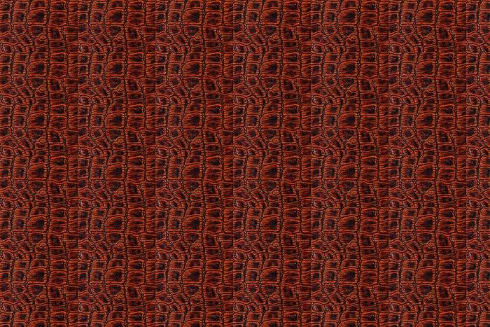 Vinylová Tapeta Krokodýlí kůže - Struktury
