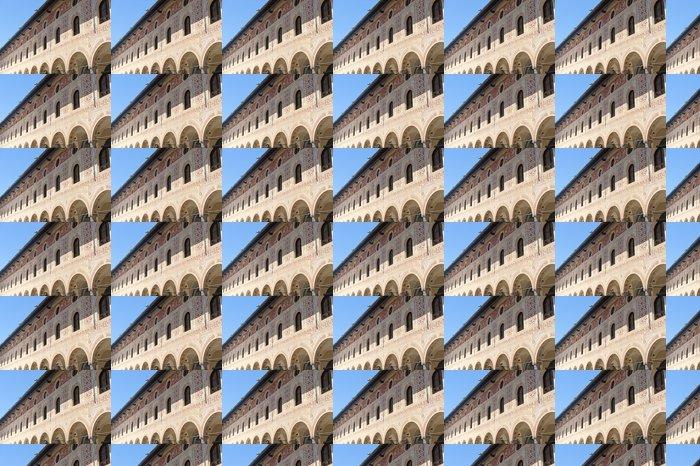 Vinyltapet Vigevano: Piazza Ducale - Monument