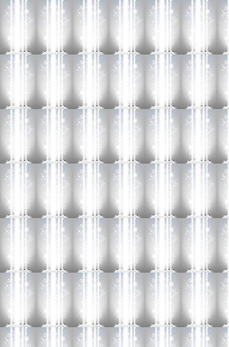 Vinylová Tapeta Abstraktní lesklé pozadí s paprsky světla a hvězd - Mezinárodní svátky