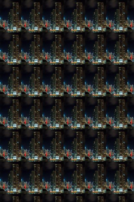 Vinylová Tapeta Letecký pohled na Miami Downtown - Město
