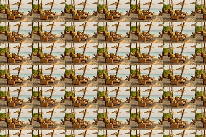 Vinylová Tapeta Paysage plage 77 - Prázdniny