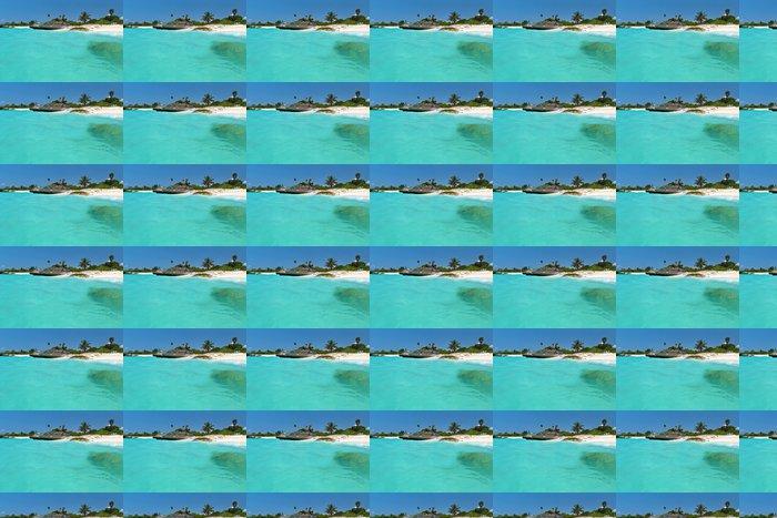 Vinylová Tapeta Karibské moře scenérie v Playa del Carmen, Mexiko - Prázdniny