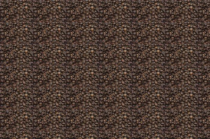 Vinylová Tapeta Fond, textura přírodní, granos de café - Horké nápoje