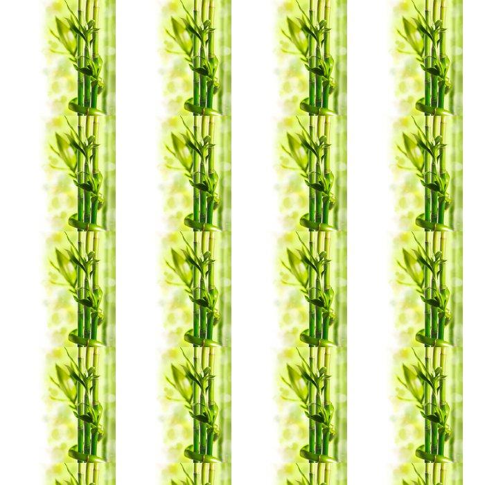 Vinylová Tapeta Green bambus - Témata
