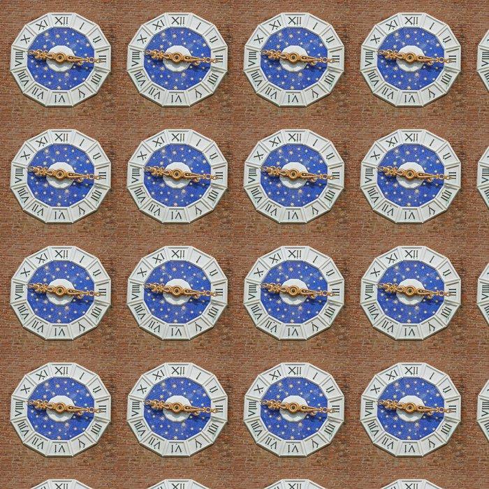 Vinylová Tapeta Benátská hvězda hodiny v Benátkách - Evropská města