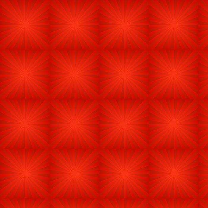 Vinylová Tapeta Red ray background - Život