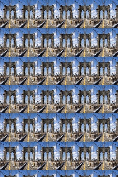 Vinylová Tapeta Most Brookline new york - Témata