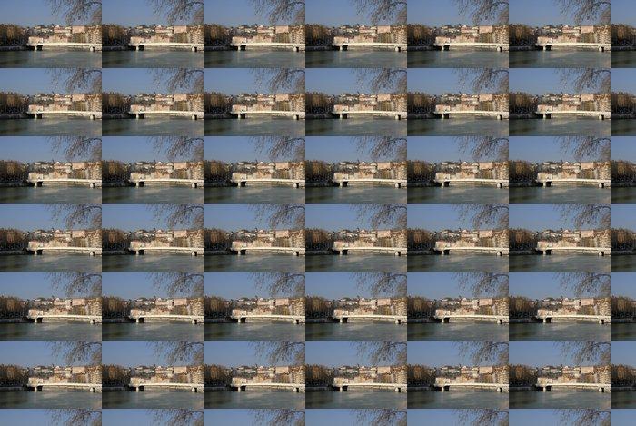 Vinylová Tapeta Lyon panoráma - Prázdniny