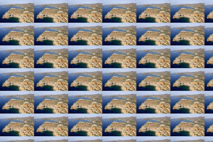 Vinylová Tapeta Řecko Cape Sounion Temple of Poseidon - Evropa