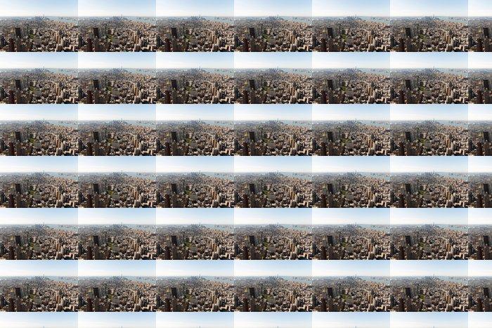Vinylová Tapeta NYC panorama s městskými mrakodrapů - Americká města