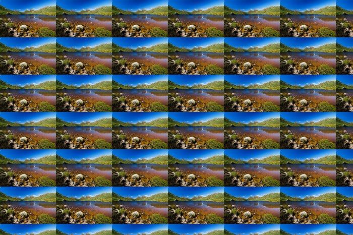 Vinylová Tapeta Cradle Mountain - Oceánie