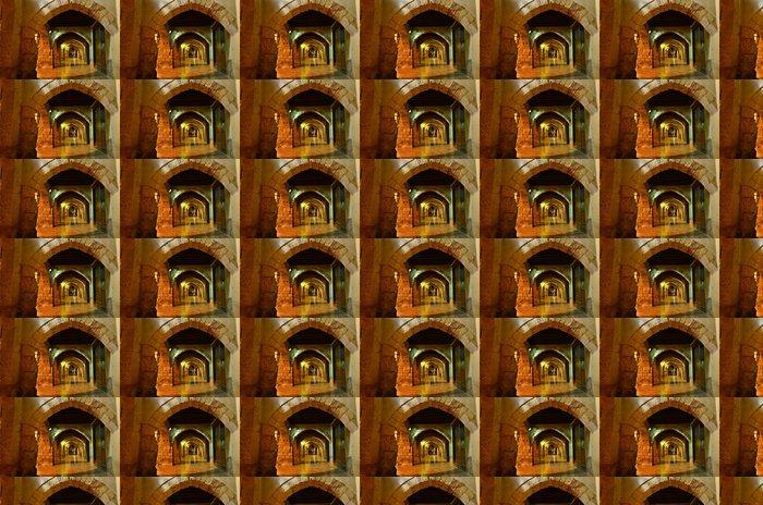 Vinylová Tapeta Arcos de la Mercería - Evropská města
