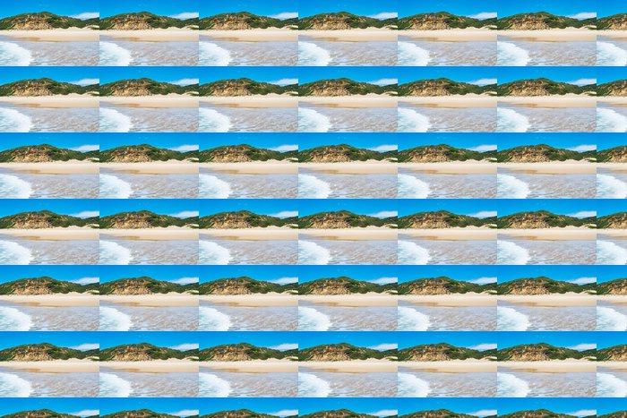 Vinylová Tapeta Scivu pláž - Voda