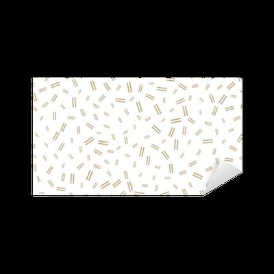 Adesivo Pixerstick abstract geometrica