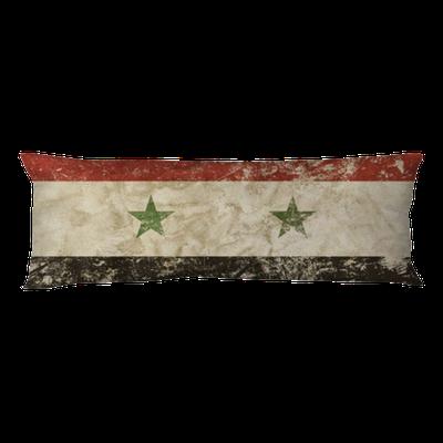 Syrian Arab Republic Pillow Case