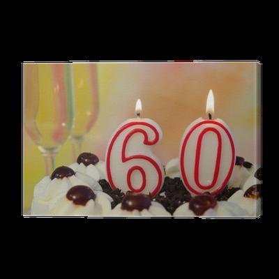 60 Geburtstag Canvas Print Pixers We Live To Change