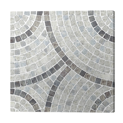 Marble 8x10 FT Photo Backdrops,Nostalgic Marble Stone Mosaic Regular Design with Alluring Elements Artwork Print Background for Baby Birthday Party Wedding Vinyl Studio Props Photography Black Beige