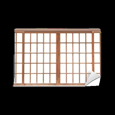 Carta da parati consistenza della carta porta scorrevole - Porta scorrevole giapponese ...