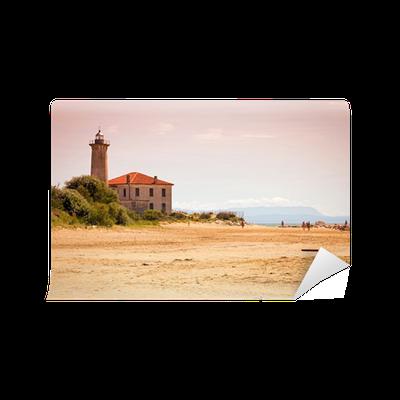 Carte Italie Bibione.Carta Da Parati Faro Di Bibione Ve Italia Pixers Viviamo