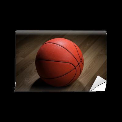 Carta Da Parati Primo Piano Di Palla Da Basket Pixers Viviamo