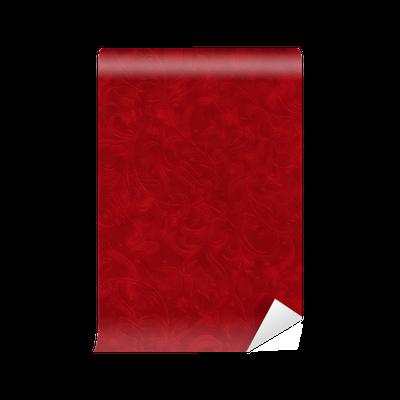Carta da parati serie texture velluto rosso pixers for Carta da parati in velluto